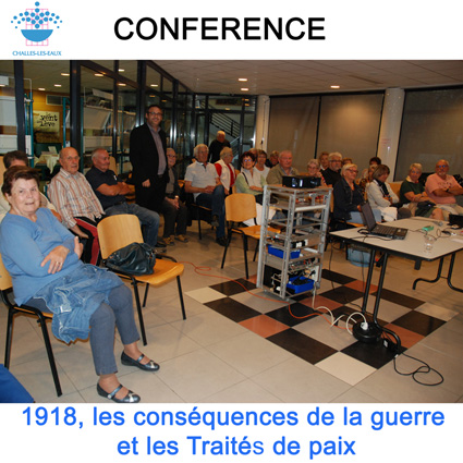 1918 conference ccl
