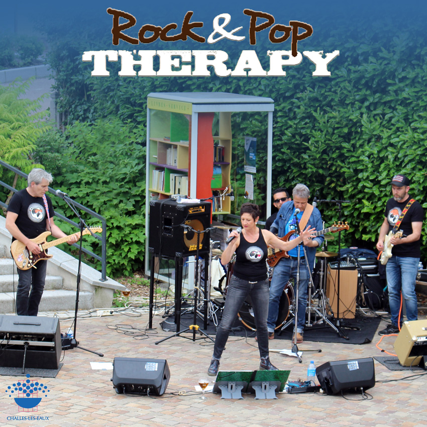 Concert Rock & Pop Therapy