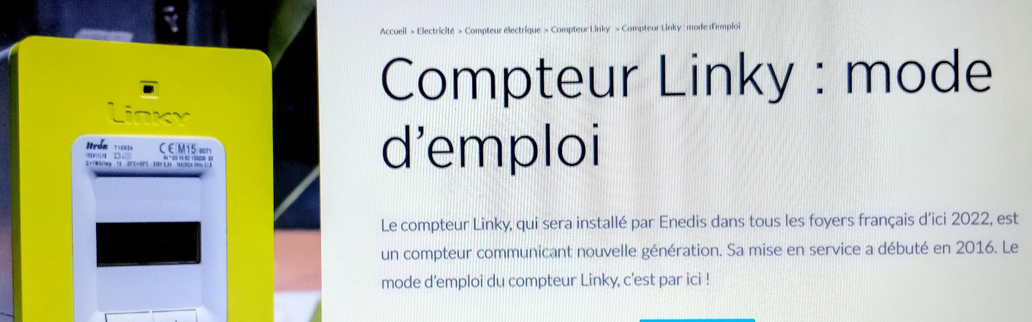 Calendrier De Deploiement De Linky.Mairie De Challes Les Eaux Evenements Compteur Linky