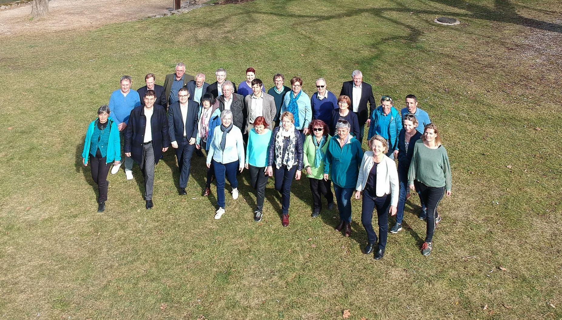 Equipe municipale 2020