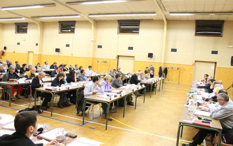 Grand Chambéry conseil communautaire